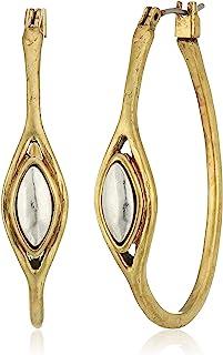 Lucky Brand Womens Hoop Earrings
