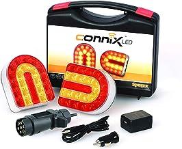 mit Befestigungskn/öpfen BITS4REASONS MP995B Anh/ängerabdeckung aus Kunststoff 24 St/ück