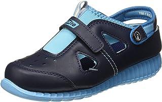 Liberty Boy's Tim-1 Blue Sandals-13 Kids UK/India (32 EU) (5100004151320)