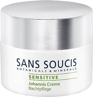 Sensitive Johannis St John's Wort Night Cream 50 ml by Sans Soucis