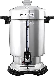 Hamilton Beach D50065 業務用 60カップ ステンレススチール コーヒー用骨壺 シルバー