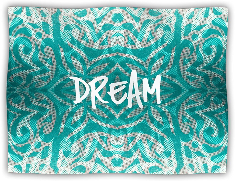 Kess InHouse Alveron Tribal Dreams Pet Blanket, 40 by 30Inch