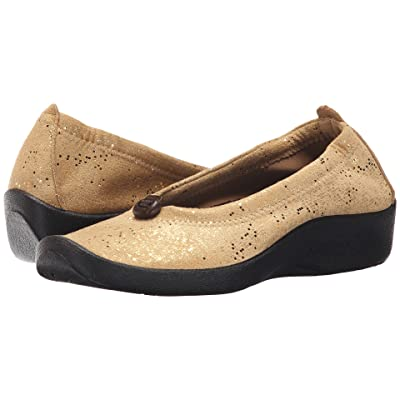 Arcopedico L14 (Gold Sparkle) Women