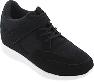 CALTO Men's Synthetic 3 Inches Sneakers