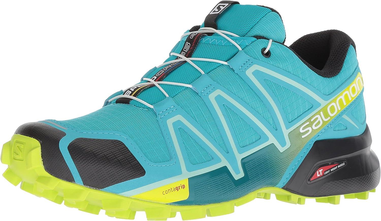 Salomon Damen Speedcross 4 Traillaufschuhe Traillaufschuhe Traillaufschuhe  f27595