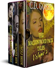 The Macconwood Pack Tales Volume 1: Shifter Romance Series Boxed Set