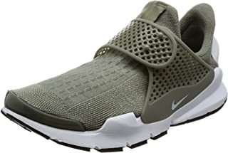 Nike Women's WMNS Sock Dart, Dark Stucco/White-Black