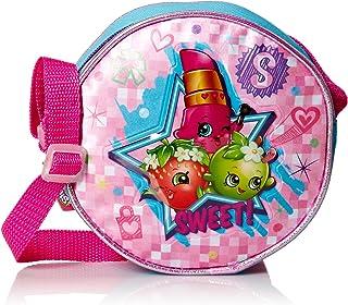 Shopkins Girls' Canteen Crossbody, Pink