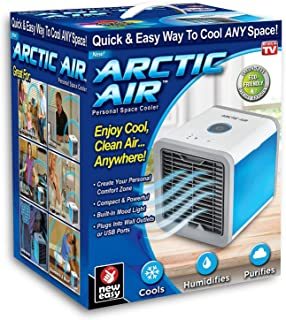 Arctic Air Evaporative Fan Personal Air Cooler