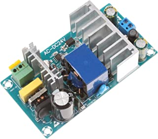 NOYITO AC-DC 24V 6A Power Supply Module AC 110V (85-265V) to 24V 144W Max Power Module with Overcurrent Overload Short-Cir...