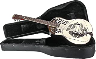 Royall Trifecta Nickel Plated Bell Brass Tricone Resonator with Case