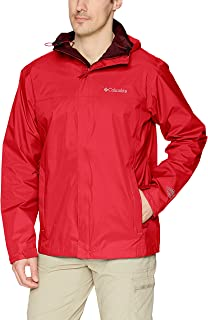 Columbia Men's Watertight Ii Jacket, Red Spark, XXL