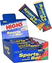 High5 Sports Bar – Box of 25 Caramel Chocolate by High 5 Estimated Price : £ 33,17