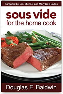 Sous Vide for the Home Cook cookbook