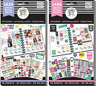 Best create 365 value pack stickers Reviews