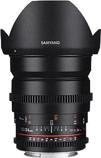 Samyang 24mm T1.5 ED AS IF UMC VDSLR SLR Obiettivo ampio Nero