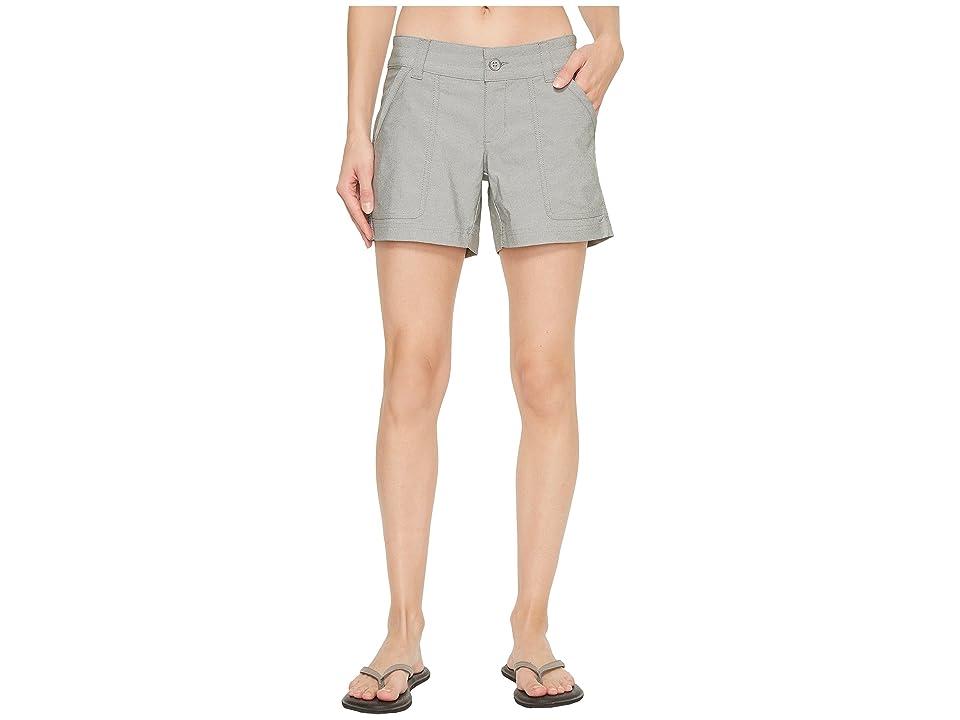 Columbia Pilsner Peaktm Shorts (Gravel Oxford) Women
