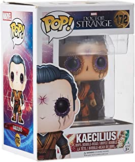 Funko pop Marvel Bobble Head Dr. Strange Kaecilius Figure (255-BD37384)