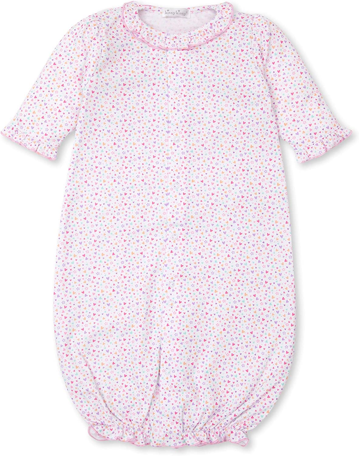 Kissy Kissy Baby-Girls Infant Dachsund Dears Convertible Gown