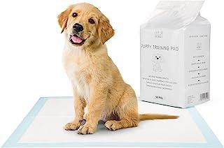 EVERANIMALS Welpen Trainingsunterlagen 50, 100 oder 200 Stück - saugstarke Hunde-Pads, Hundeklo, Welpenunterlage, Welpentoilette für Zuhause