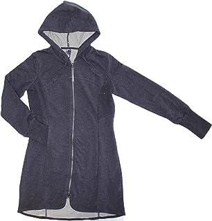 ac153a382e9e4 Mondetta Women's Andrea Full Zip Long Length Hooded Jacket