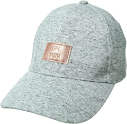 Embossed Heather Baseball Hat