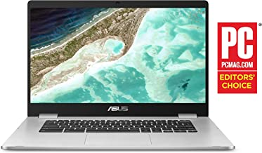 "Asus Chromebook C523NA-DH02 15.6"" HD NanoEdge Display, 180 Degree, Intel Dual Core.."