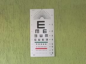 Graham-Field Health (a) Illiterate Eye Chart 22 X11