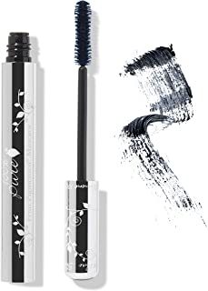 100% PURE Fruit Pigmented Ultra Lengthening Mascara, Blueberry, 0.35oz, Blue Mascara for Natural Lash Extension, Long-lasting, Smudge-Proof, Clump-Free Lengthening - Blue