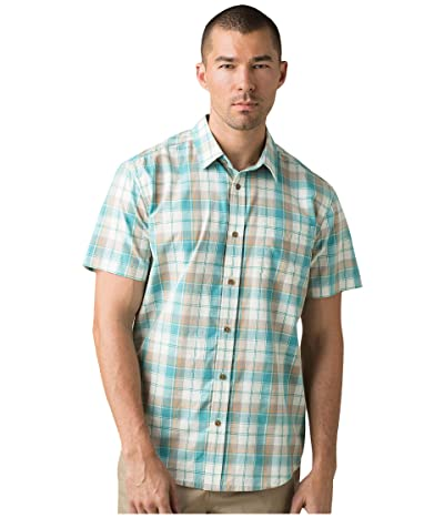 Prana Benton Shirt (Azurite) Men