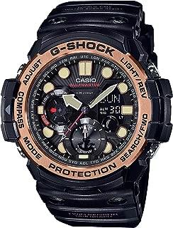 CASIO(カシオ) G-SHOCK G-ショック GULFMASTER ガルフマスターシリーズ GN-1000RG-1A ブラック 海外モデル 腕時計 [並行輸入品]