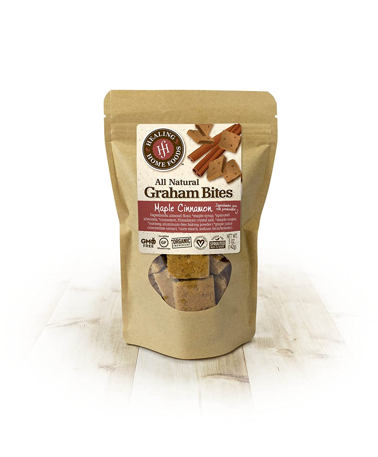 Baked security Free Shipping New Maple Cinnamon Graham