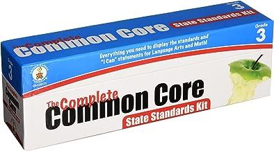 Carson Dellosa The Complete Common Core State Standards Kit Pocket Chart Cards (158171)