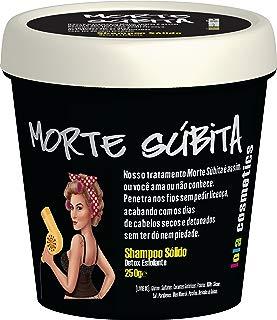 Shampoo Sólido Morte Subita, Lola Cosmetics