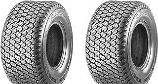 Kenda 16X6.50-8 16X650-8 16/6.50-8 K500 Super Turf Lawn Mower Turf Tires