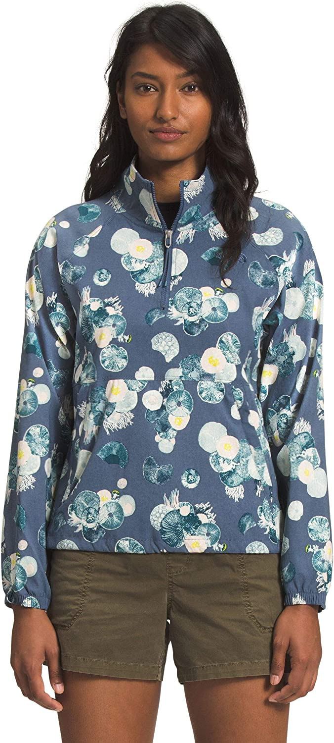 The North Face Printed Class V Windbreaker - Women's