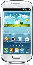 Samsung Galaxy S III Mini I8190 8GB Unlocked GSM Phone with Android 4.1 OS, Dual Core, Super AMOLED Touchscreen, 5MP Camera, GPS, NFC, Wi-Fi, Bluetooth, FM Radio and microSD Slot - White
