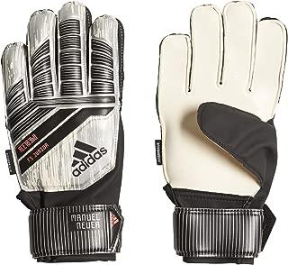 adidas Predator 18 Fingersave Junior Manuel Neuer Kids Goalkeeper Glove White