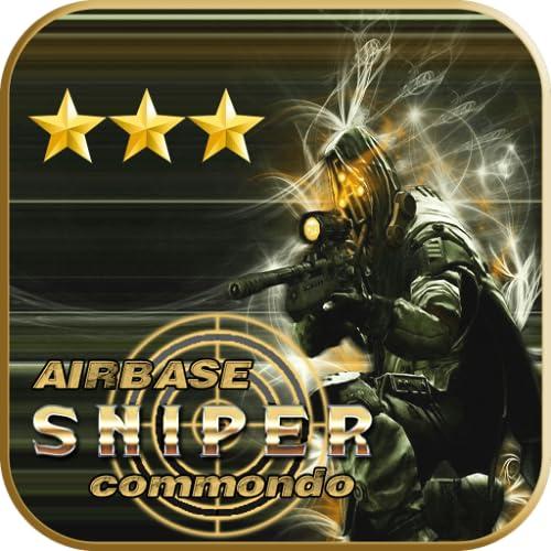 AirBase Sniper Commando Action