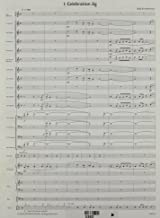 Celebration Suite - I. Jig - as recorded by Bob Brookmeyer and the New Art Orchestra - big band - score - (ADV 31008-01)