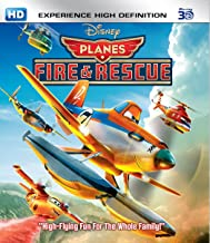 Planes - Fire and Rescue (3D)
