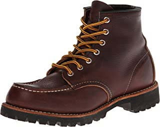 Red Wing Heritage Men's Roughneck Lace Up Boot