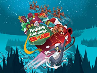 Happy Holidays Tom and Jerry