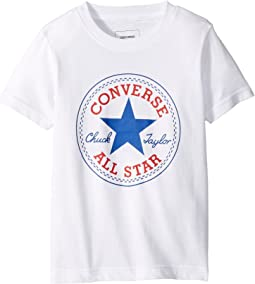 Converse Kids Chuck Patch Tee (Toddler/Little Kids)