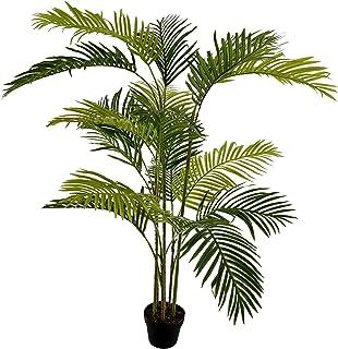 نباتات صناعية طبيعية تقريبًا 1.6 متر عالية كواي لتزيين الحديقة المنزلية