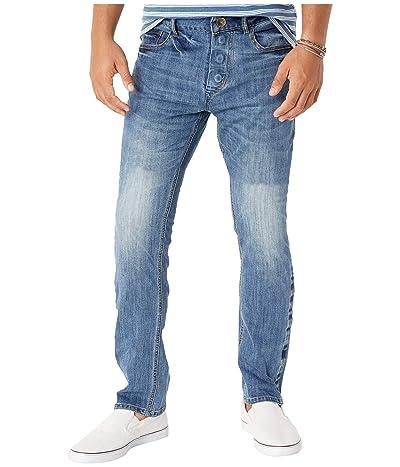 Seven7 Adaptive Adaptive Slim Straight Jeans w/ Magnetic Closure in Belmore (Belmore) Men