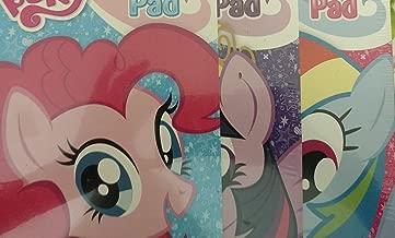 My Little Pony Activity Pad Trio