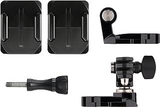 GoPro AHFSM-001 Helmet Front + Side Mount DVC Accessories,Black