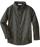 Dolce & Gabbana Kids - Crown Print Shirt (Toddler/Little Kids)