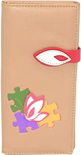 Cartera Billetera Monedero Color Beige. Creativa Marca ...